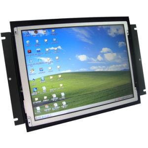 10.4inch Open Frame Industrial Monitor, VGA, DVI Interface (AT-S104P22_01L)