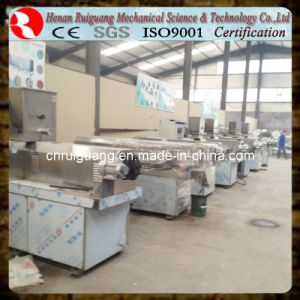 Double Screw Extruder for Floating Fish Feed (RG-DZ03)