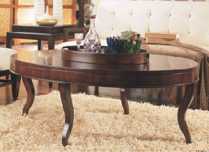 Oval Coffee Table (LJ034-005)