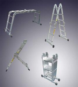Aluminium Folding Ladder (XP-403)