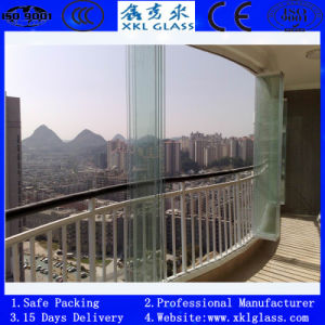 Tempered Window Glass with CE & ISO & CCC Certificate