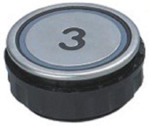 Elevator Parts, Lift Parts--Push Button (TA-102) pictures & photos
