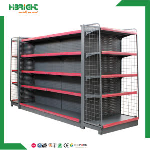 Steel Small Convenience Store Supermarket Gondola Shelving pictures & photos