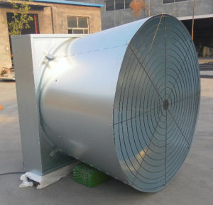 (Butterfly) Cone Exhaust Fan with Stainless Steel Blade (JL-50′′) pictures & photos