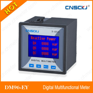 Single Phase Digital Multifunctional Meter