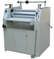 Metal Sign Dry Film Photoresist Laminator