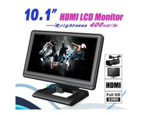 "HDMI, DVI, YPbPr Input 10.1"" High Resolution 1024X600 Computer Monitor pictures & photos"