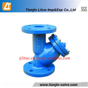 Cast Iron Flange Type Y Strainer pictures & photos