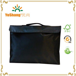 420d Polyester Business Briefcase Document Bag with Handle pictures & photos