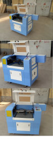 Hot Sale Acrylic Glass Paper Plastic CO2 Laser Cutting Machine Price pictures & photos