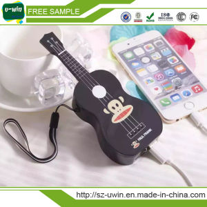 Guitar Shaped Power Bank Mobile Charger pictures & photos