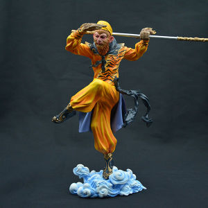 Customized High Quality Painting Collectable Sculpture pictures & photos