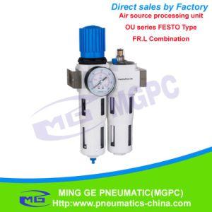 Ou Fr. L Combination Air Source Treatment Unit Festo Type