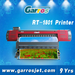 1.8m Roll to Roll Garros Eco Solvent Printer pictures & photos