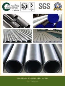 Premium Quality Welded Stainless Steel Pipe pictures & photos
