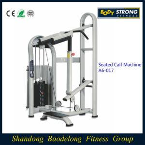 Gym Equipment /Strength Machine/ Standing Calf Machine A6-17 pictures & photos