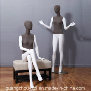 Fashionable Fabric Wrapped Female Mannequin From Yazi Mannequin pictures & photos