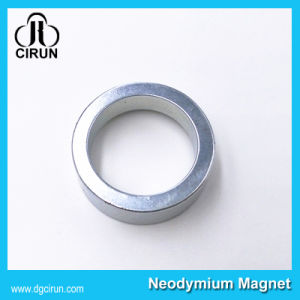 Strong Permanent Rare Earth Ring Loudspeaker Magnets pictures & photos