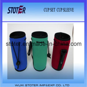 2016 New Design Waterproof Neoprene Bottle Sleeve