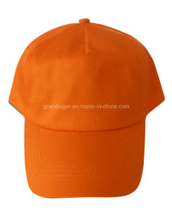 Promotional Cotton Baseball Cap with Half Buckram (504) pictures & photos