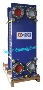 Gasket Plate Heat Exchanger for Swimming Pool Water Heating