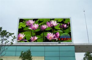 P5 Full Color Outdoor LED Advertising Display with Linsn System pictures & photos
