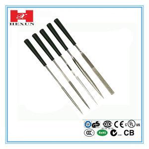 Diamond Double Carbon Steel Needle File pictures & photos