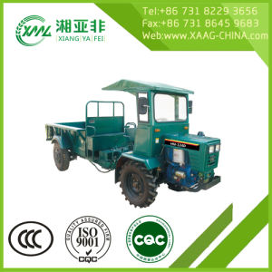 Different Field Used 4WD Farm Tractor Agricultural Wheeled Tractor (HN-124D) pictures & photos