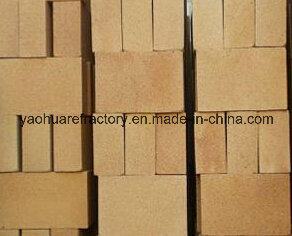 High Temperature Alumina Lining Fire Resistant Clay Brick for Blast Furnace / Hot Blast Furnace