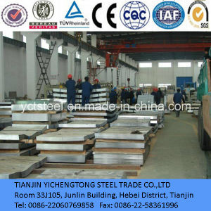 Hot DIP Galvanized Steel Sheet 4′x8′ pictures & photos