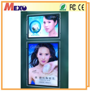 Custom Size Slim Light Box with Traditional Fastening Bolts pictures & photos