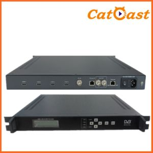 4 in 1 MPEG4 HDMI H. 264 IP Encoder with IP out pictures & photos
