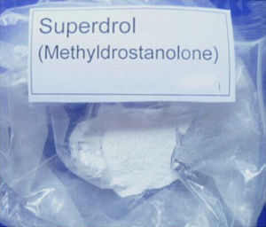 Superdrol Anabolic Steroid Raw Methyldrostanolone for Bodybuilding pictures & photos