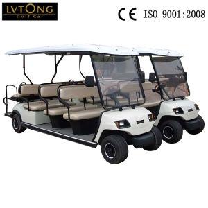 Sale 11 Seat Electric Golf Car (Lt-A8+3) pictures & photos