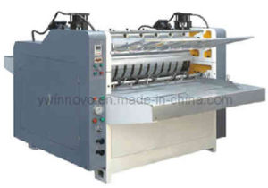 Pneumatic Hydraulic Multi-Functional Cardboard Laminator pictures & photos