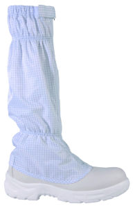 ESD / Cleanroom Anti-Static En 20345 Standard Safety Boots pictures & photos