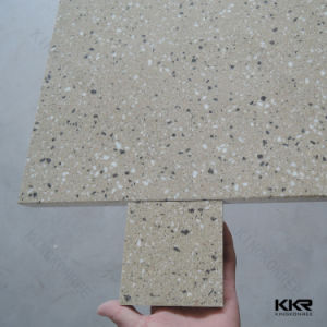 Decorative Building Material Modified Acrylic Solid Surface pictures & photos