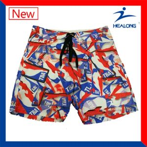Dye Sublimation Printing Beach Shorts pictures & photos