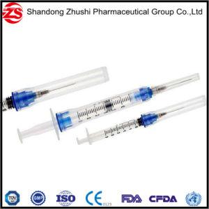 Disposable Retractable Safety Self-Destructive Syringe pictures & photos