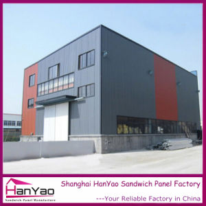 Light Steel Structure Prefab House for Office Building Well Decorated pictures & photos