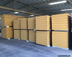 PU Sandwich Panel for Storage Wall and Roof pictures & photos