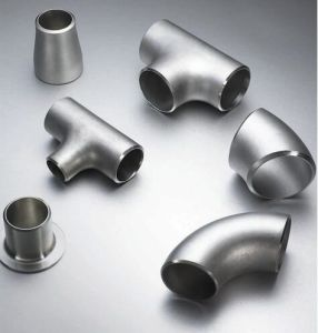 Stainless Steel Pipe Fitttings (90 degree Elbow) pictures & photos