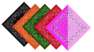 Wholesale Multifunctional Tube Cheap Bandanas pictures & photos