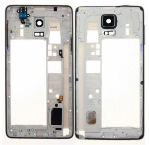Middle Frame Housing for Samsung Galaxy Note 4 N910f pictures & photos