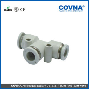 Bpe Series T Tee Clean Type One Touch Fittings pictures & photos