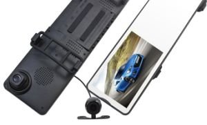 Best Price Rearview Mirror Car DVR 168 pictures & photos