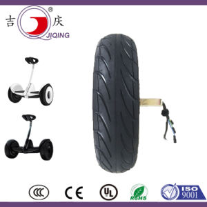 60V 500W Smart Two Wheels Scooter Single Shaft Hub Motor pictures & photos