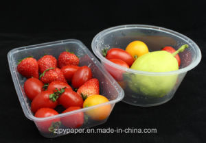 Takeaway Microwave Food Plastic Storage Container pictures & photos