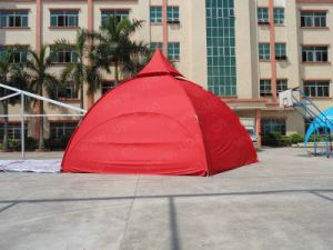 New PU Coated Polyester Waterproof Dome Party Tent pictures & photos
