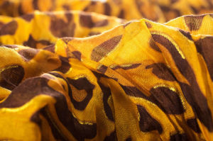 Voile Big Size Long Printed Headscarf pictures & photos